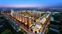 Night Cityscape 344 3D Model