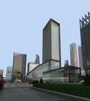 Cityscape 410 3D Model