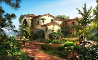 Luxury Photorealistic House 667 3D Model