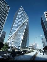 3D  Building 031 3D Model