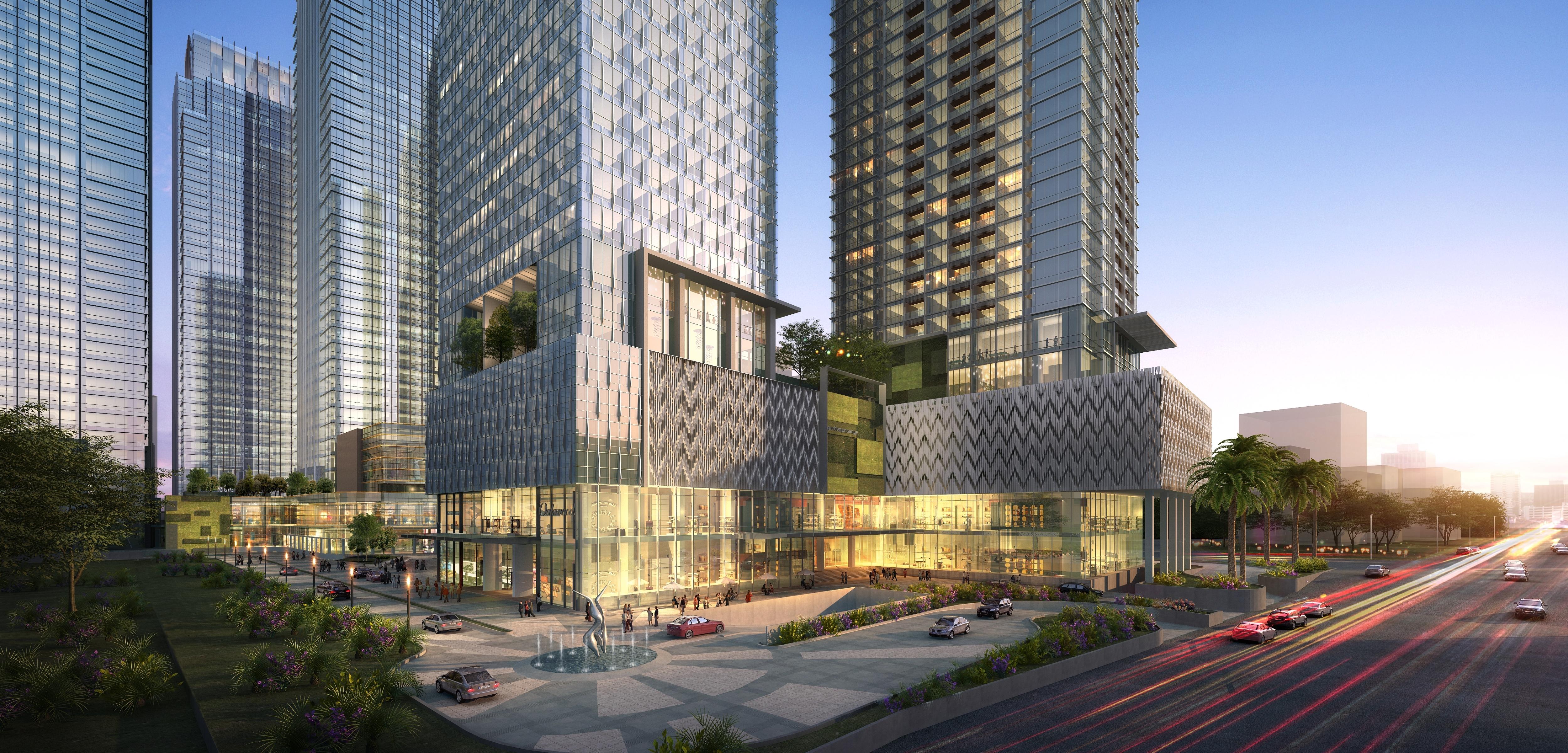 3d city building 066 3d model for 3d house builder