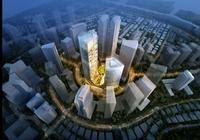 Skyscraper in city 086 3D Model