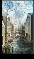 Shopping Street 104 3D Model