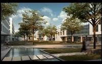 School Building 112 3D Model