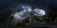 Grand Stadium 003 3D Model