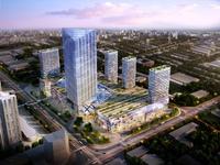 Skyscraper business center 031 3D Model