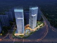 Skyscraper Office Building 015 3D Model