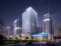 Skyscraper Office Building 013 3D Model