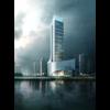 15 59 45 105 skyscraper office building 028 3 4