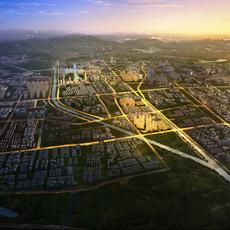 City Planning 019 3D Model