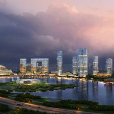 City Planning 024 3D Model