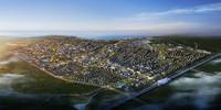 City Planning 064 3D Model