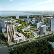 City Planning 066 3D Model