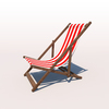 20 42 21 545 deck chair red 02 4