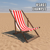 20 42 23 476 deck chair red usage 4