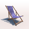20 42 41 253 deck chair blue weathered 01 4