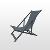 20 42 45 380 deck chair 02 wireframe 4
