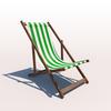 20 43 00 111 deck chair green 01 4