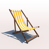 20 43 12 630 deck chair yellow 01 4