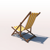 20 43 14 273 deck chair yellow 03 4