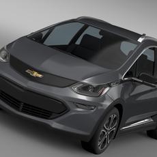 Chevrolet Bolt EV 2017 3D Model