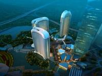 Cityscape Skyscraper 079 3D Model