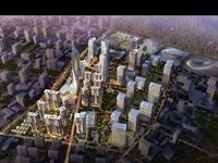 Modern City Block 076 3D Model
