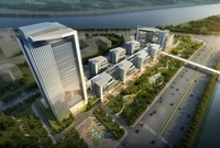 Office buildings 005 3D Model