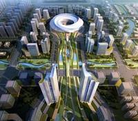 City Planning 021 3D Model