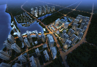 City Planning 074 3D Model