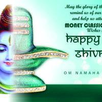 Happy shivratri cover