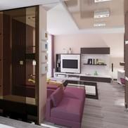 3d interior small