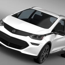 Holden Bolt EV 2017 3D Model
