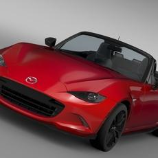 Mazda MX 5 Maita Club 2016 3D Model