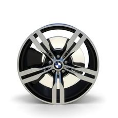 BMW Rim G11 3D Model