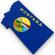 Montana Political Map 3D Model