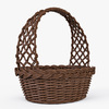 01 05 06 43 006 wicker basket04 4color  4