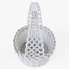 01 06 51 371 017 wicker basket04 4color  4