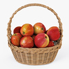 01 07 31 467 003 wicker basket04n apples  4