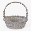 01 07 40 611 032 wicker basket04 4color  4