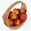 01 08 18 74 007 wicker basket04n apples  4