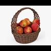 01 09 18 445 001 wicker basket04br apples  4