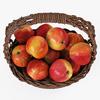 01 09 38 770 008 wicker basket04br apples  4