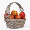 01 10 50 182 002 wicker basket04gr apples  4