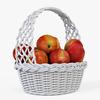 01 12 08 302 002 wicker basket04w apples  4