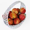 01 12 25 505 007 wicker basket04w apples  4