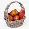01 13 18 562 003 basket04 4color apples  4