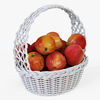 01 13 32 922 005 basket04 4color apples  4