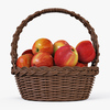 01 13 35 438 006 basket04 4color apples  4