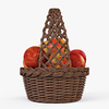 01 13 40 841 010 basket04 4color apples  4